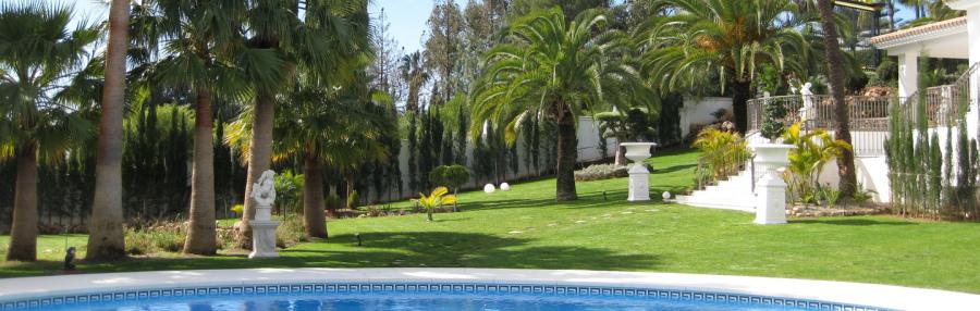 Empresa De Jardiner A Jardinero Marbella Benahav S
